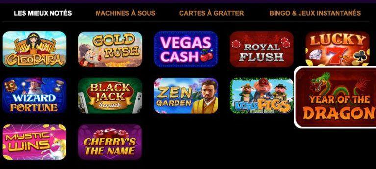 gratowin casino avis