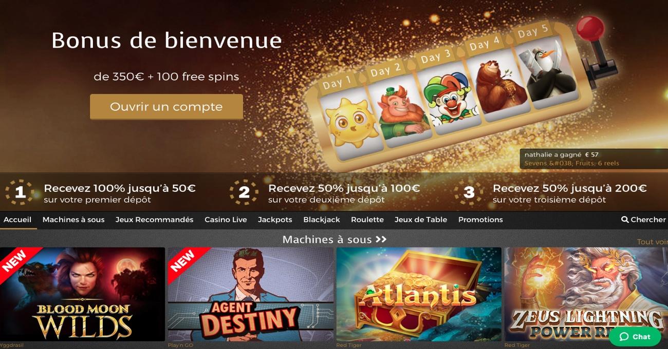 Casino extra avis, une plateforme de jeu en ligne avec une bonne réputation